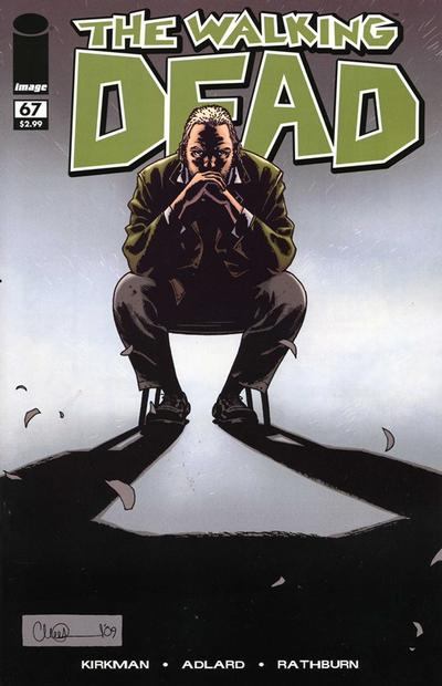 Cover for The Walking Dead (2003 series) #67
