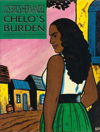 Cover Thumbnail for The Complete Love & Rockets (Fantagraphics, 1985 series) #2 - Chelo's Burden