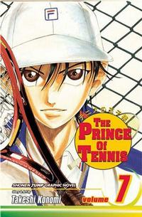 Cover Thumbnail for The Prince of Tennis (Viz, 2004 series) #7