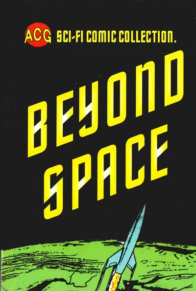 Cover for Special Collection (2000 series) #4 - Beyond Space The Sci-Fi Collection