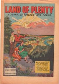Cover Thumbnail for Adventures in Science Series (General Electric Company, 1947 series) #APG-17-11