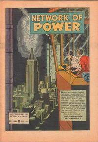 Cover Thumbnail for Adventures in Science Series (General Electric Company, 1947 series) #APG-17-1A