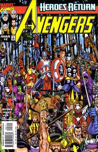 Cover Thumbnail for Avengers (Marvel, 1998 series) #2