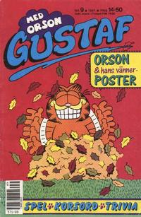 Cover Thumbnail for Gustaf (Semic, 1984 series) #9/1991