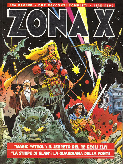 Cover for Zona X (1995 series) #32