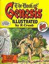 Cover for The Book of Genesis Illustrated (W. W. Norton, 2009 series)