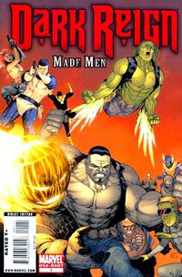 Cover Thumbnail for Dark Reign: Made Men (Marvel, 2009 series) #1