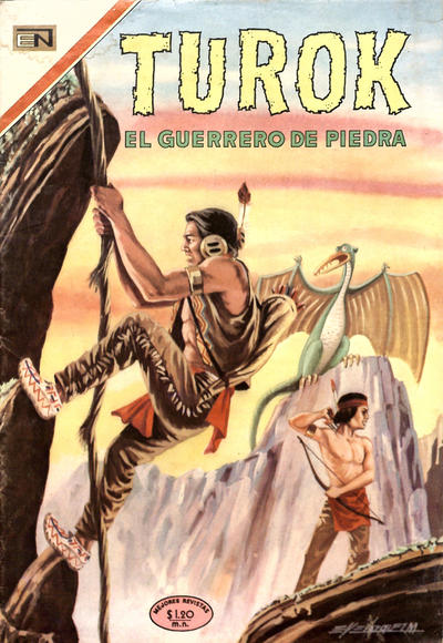 Cover for Turok (Editorial Novaro, 1969 series) #17