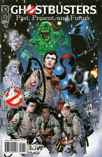 Cover Thumbnail for Ghostbusters: Past, Present, and Future (IDW, 2009 series)  [Cover A]