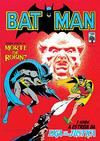 Cover for Batman (Editora Abril, 1984 series) #5