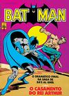 Cover for Batman (Editora Abril, 1984 series) #10