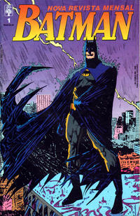 Cover Thumbnail for Batman (Editora Abril, 1990 series) #1