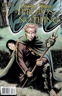 Cover Thumbnail for Sir Apropos of Nothing (IDW Publishing, 2008 series) #3 [Cover A]