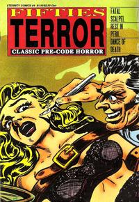 Cover Thumbnail for Fifties Terror (Malibu, 1988 series) #4