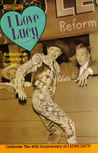 Cover Thumbnail for I Love Lucy Book Two (Malibu, 1990 series) #5