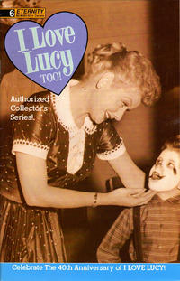 Cover Thumbnail for I Love Lucy Book Two (Malibu, 1990 series) #6