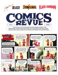 Cover for Comics Revue (Manuscript Press, 1985 series) #278