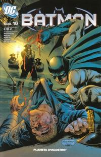 Cover Thumbnail for Batman (Planeta DeAgostini, 2007 series) #10