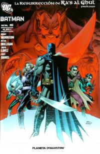 Cover Thumbnail for Batman (Planeta DeAgostini, 2007 series) #16