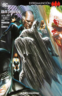 Cover Thumbnail for Batman (Planeta DeAgostini, 2007 series) #28