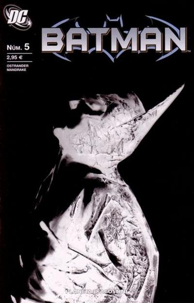 Cover for Batman (Planeta DeAgostini, 2007 series) #5