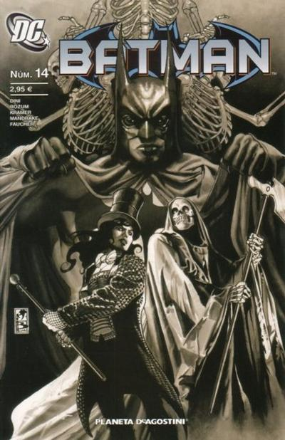 Cover for Batman (2007 series) #14