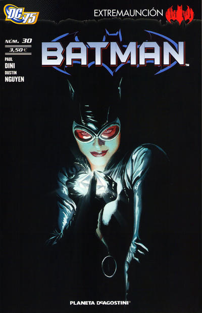 Cover for Batman (Planeta DeAgostini, 2007 series) #30