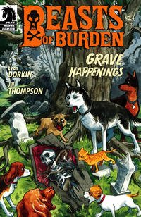 Cover Thumbnail for Beasts of Burden (Dark Horse, 2009 series) #4