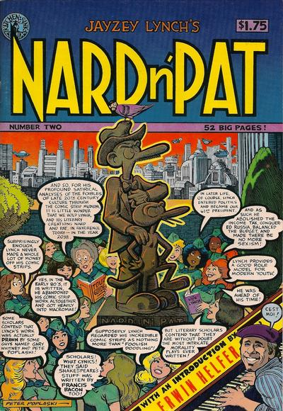 Cover for Nard n' Pat (1978 series) #2