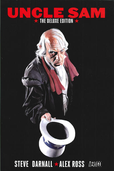 Cover for Uncle Sam Deluxe Edition (2009 series) #[nn]