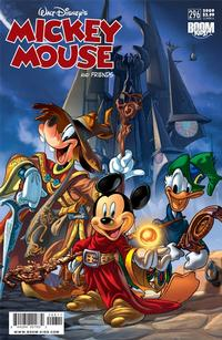 Cover Thumbnail for Mickey Mouse and Friends (Boom! Studios, 2009 series) #296