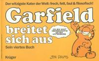 Cover Thumbnail for Garfield (Wolfgang Krüger Verlag, 1984 series) #4