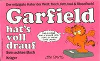 Cover Thumbnail for Garfield (Wolfgang Krüger Verlag, 1984 series) #8