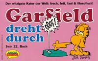 Cover Thumbnail for Garfield (Wolfgang Krüger Verlag, 1984 series) #22
