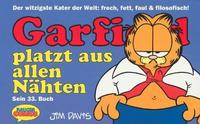 Cover Thumbnail for Garfield (Wolfgang Krüger Verlag, 1984 series) #33