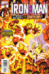 Cover for Iron Man (Marvel, 1998 series) #21