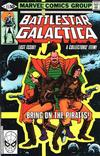 Cover for Battlestar Galactica (Marvel, 1979 series) #23