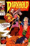 Cover for Darkhold: Pages from the Book of Sins (Marvel, 1992 series) #9