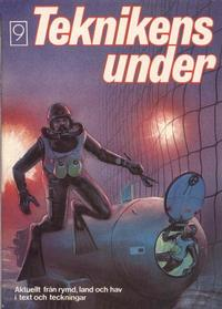 Cover Thumbnail for Teknikens under (Semic, 1976 series) #9