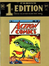 Cover Thumbnail for Famous First Edition (DC, 1974 series) #C-26