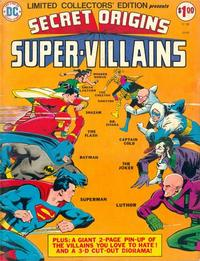 Cover Thumbnail for Limited Collectors&#39; Edition (DC, 1972 series) #C-39