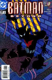 Cover Thumbnail for Batman Beyond (DC, 1999 series) #17