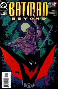 Cover Thumbnail for Batman Beyond (DC, 1999 series) #18