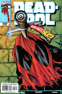 Cover Thumbnail for Deadpool (Marvel, 1997 series) #28 [Direct Edition]