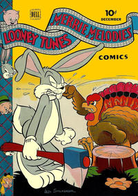 Cover Thumbnail for Looney Tunes and Merrie Melodies Comics (Dell, 1941 series) #38