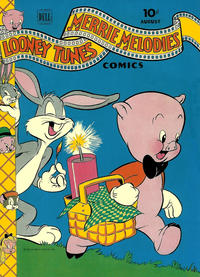 Cover Thumbnail for Looney Tunes and Merrie Melodies Comics (Dell, 1941 series) #46