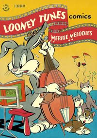 Cover Thumbnail for Looney Tunes and Merrie Melodies Comics (Dell, 1941 series) #64