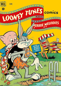 Cover Thumbnail for Looney Tunes and Merrie Melodies Comics (Dell, 1941 series) #80