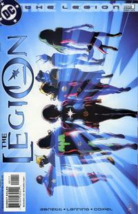 Cover Thumbnail for The Legion (DC, 2001 series) #1
