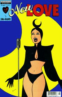 Cover Thumbnail for New Love (Fantagraphics, 1996 series) #1
